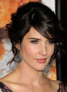 Cobie Smulders at American Reunion Premiere in Los Angeles, March 2012.