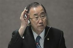 Ban Ki-moon calls for the UN Security Council to take action on the gross violations in Syria