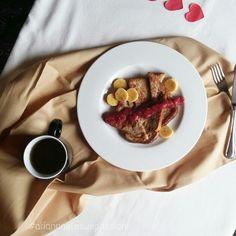 French Toast con frutta