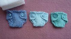 Diferentes tallas según tamaño de agujas de tejer.: