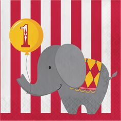 3 Ply Lunch Napkins 1st Birthday Circus Time/Case of 192 Tags: Circus Time; Lunch Napkins; First Birthday; first birthday party ideas;first birthday party tableware; https://www.ktsupply.com/products/32786325897/3-Ply-Lunch-Napkins-1st-Birthday-Circus-TimeCase-of-192.html