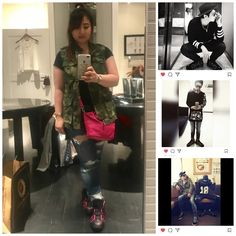 #SaleTime | Annyeong, Fall Fashion!🍁 #Abercrombie + #Nike + Twinning with #LeeJoonGi 😉