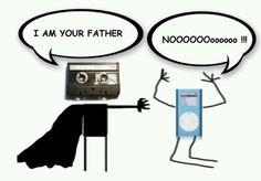Evidente choque generacional #humor