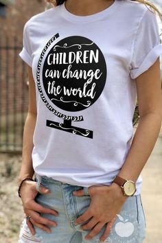 Children can Change