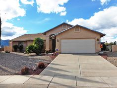 3/20/15. 3648 Coral Ridge Ct. $179,900. 1/4 acre cul-de-sac lot in Mountain Ridge. Huachuca Mountain elementary. Extended patio the entire length of the home. Beautiful, unobstructed mountain views and low care landscaping. RV parking, hook-ups, & shed. Split plan, large BRs, updated MBA. New appliances, newer roof & AC. MLS#153591. Call Lisa Vaughan, 520-227-2868, or email LisaV@LongRealty.com. www.LisaV.LongRealty.com. For more info, please see page 35 the current issue of REP.