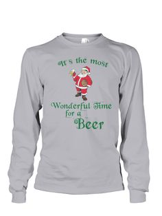 Its a wonderful time for a Beer! Merry Christmas!