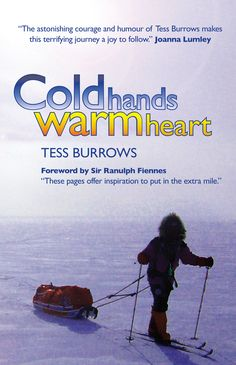 Cold hands, warm heart Tess and Pete joined the historic South Pole Race, to compete with the likes of Olympic champion James Cracknell and Ben Fogle in the first race to the South Pole since Scott and Amundsen.