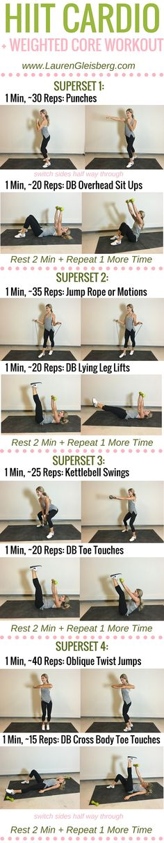LG HIIT CARDIO AND ABS