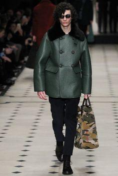 Burberry Prorsum - Fall 2015 Menswear - Look 26 of 49