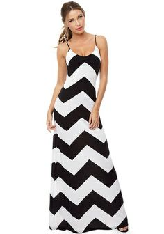 Audrey Chevron Stripe Maxi from Alloy on Catalog Spree, my personal digital mall.