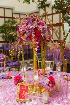 Floral & Decor http://www.maharaniweddings.com/gallery/photo/73310 @noelphoto