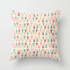 Parisienne Throw Pillow