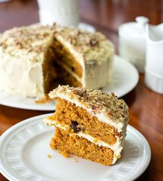 Easy Carrot Cake. I am going to try this with a sugar free cake mix.