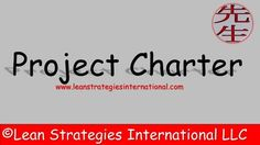 Have a look at the Project Charter and grab a free template too! Six Sigma Tools, Project Charter, Lean Six Sigma, Change Management, Acting, Templates, Learning, Projects, Check