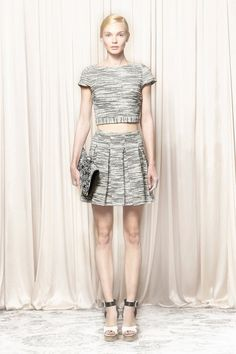 Alice + Olivia Spring 2014 Ready-to-Wear Collection Slideshow on Style.com #nyfw