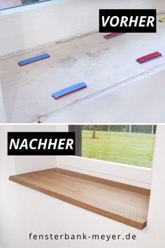 Fensterbank aus Holz möglichst einfach selbst einbauen- so geht's! Eine kurzes und kostenloses Video von dem Experten Gregor Meyer zeigt Dir wie Du Schritt für Schritt bei dem Einbau Deiner Fensterbank aus Holz vorgehst. Bei Fragen rufe uns gerne an!