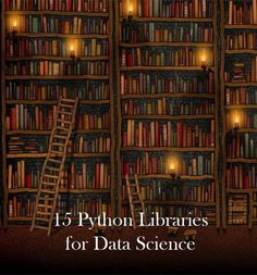 15 Python Libraries for Data Science