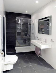 De indeling van een kleine badkamer is een hele uitdaging. Gelukkig zijn er tegenwoordig veel (opberg)mogelijkheden zodat er voor elk..