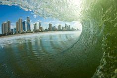 Inside Incredible Ocean Waves [ Waterbabiesbikini.com ] #water #bikini #elegance