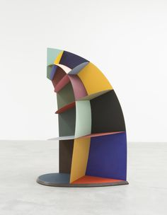 Exhibition - Martin Puryear - Works in Exhibition - Matthew Marks Gallery Geometric Sculpture, Abstract Sculpture, Sculpture Art, Abstract Art, Martin Puryear, Marine Plywood, Wind Sculptures, Contemporary Art Daily, Handmade Books