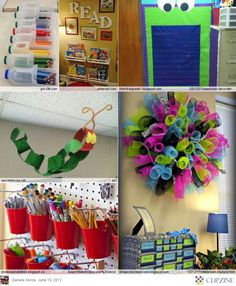 This link is broken, but I LOVE the wreath and teacher toolbox. Definitely want to make this for my classroom this year!