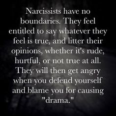 One of the most common traits of the Narcissist & Sociopath is saying one thing yet doing another -- essentially, the words they say very rarely ever align w. Narcissistic People, Narcissistic Behavior, Narcissistic Sociopath, Narcissistic Sister, Sociopath Traits, Abusive Relationship, Toxic Relationships, Relationship Advice, The Words