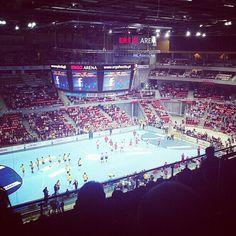 #Handball - Ergo Arena in #Gdansk