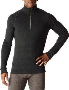 Smart wool mid weight zip-t top REI $100.00