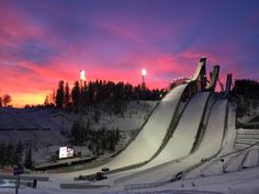 The Lahti Ski games Finland Lappland, Nordic Skiing, Ski Jumping, Midnight Sun, My Land, Best Cities, Study Abroad, Jumpers, Outdoor Gear