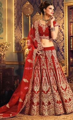 At your wedding you can look stunning and can collect huge complements from your loved ones by wearing a designer bridal lehenga. It is available on rent on Rent2cash from now.