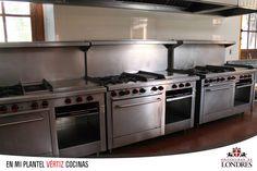 Cocinas industriales de la UDL.