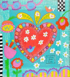 follow your heart by Tammy Gilley, via Flickr