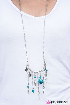$5 Everyday on DeanasDeals.com Be charmed blue beads and silver tone on this great jewelry necklace & earrings set! Bling gifts ideas for her or treat yourself!
