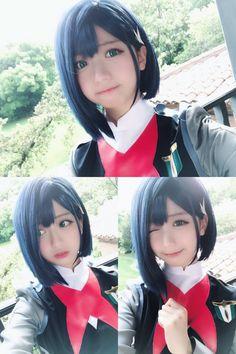 yami ( Anime: Darling in the FranXX Lolita Cosplay, Kawaii Cosplay, Cute Cosplay, Amazing Cosplay, Best Cosplay, Cosplay Girls, Cosplay Costumes, Ichigo Cosplay, Cosplay Anime
