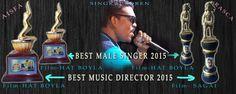 Jharkhand cine awards 2015(AISFA & RASCA)