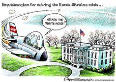 GOP and Russia-Ukraine crisis