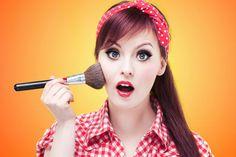 Фото с девушкой в стиле pin up - Картинки и фото на Avochka.ru