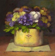 """Color Mix"" - Original Fine Art for Sale - © Linda Jacobus"