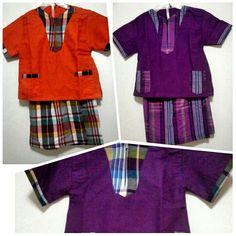 Kolekai baju koko anak dan sarung celana