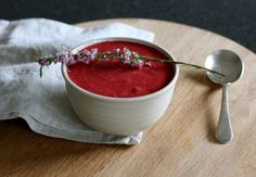 Blended Beet Soup (or smoothie)