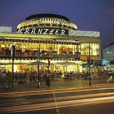 Berlin | Kudam. Café Kranzler
