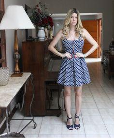 Look - Vestido Zara