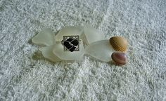 Black sea glass ring Rare sea glass by EgyptianInspirations, $36.99