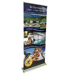 Premium Roll up banner stand is wide so it gives a professional look and instant traffic to your event. These banner stands are extremely light in weight and are easy to set up and down. Tent depot.ca offers wide range of Premium Roll Up banner stands you can select as per your business requirements. Premium Roll up banner stand can be change effortlessly within one minute. Order NOW!