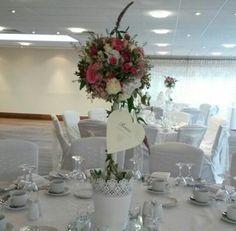 Topiary tree. Wedding flowers