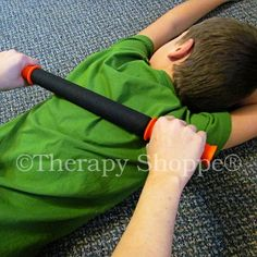Deep Pressure Sensory Rolling Pin | Sensory Products | Self-Regulation