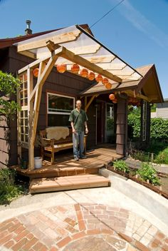 Cohousing community Outdoor space