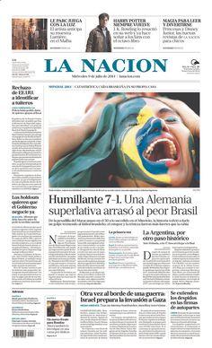 Copa 2014 - La Nacion