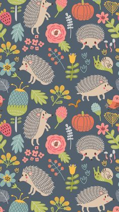 Animal Wallpaper, Pattern Wallpaper, Wallpaper Backgrounds, Iphone Wallpaper, Textures Patterns, Fabric Patterns, Print Patterns, Pattern Cute, Stoff Design
