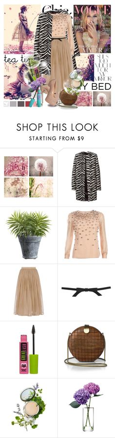"""""""Nude Shades with Shoerate!"""" by lalixie ❤ liked on Polyvore featuring Rika, Zara, Crate and Barrel, RED Valentino, Daniele Carlotta, Topshop, Maybelline, French Connection, Giuseppe Zanotti and Origins"""